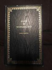 antique  , Alice in Wonderland hard cover , pristine book
