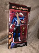 Johnny Cage Mortal Combat Collectable Toy