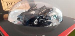 LAMBORGHINI COUNTACH noir 1/60 MAJORETTE Deluxe Collection 1004 voiture miniatur