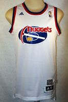 ADIDAS HARDWOOD CLASSIC SWINGMAN DENVER NUGGETS BASKETBALL JERSEY SIZE S M XL