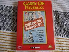 CARRY ON REGARDLESS ( DVD )