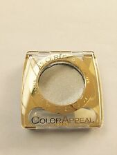 Loreal Paris Color Appeal Eye Shadow 150 Real Silver Comfortable Wear