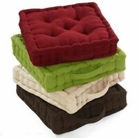 New Soft Seat Booster Thick Box Cushion Pads Adults Dining Chair Garden Armchair
