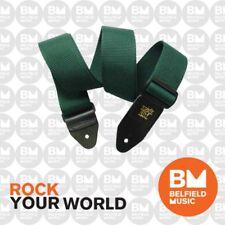 Ernie Ball 4050 Polypro Guitar Strap Super Long Forest Green Adjustable
