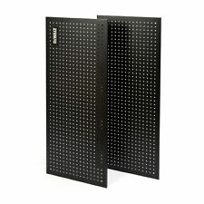 Dewalt 2 Pc Metal Pegboard Kit for DXST4500 series 4-ft Storage Rack DXST4500PBK