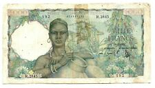 More details for french indo-china (p42) 1,000 francs 1952