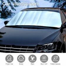 Pare-brise avant voiture pare-brise pare-soleil couverture pare-poussière par DE