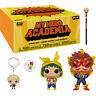 My Hero Academia Funko POP! Gamestop Exclusive Funko Box Endeavor & Young Deku
