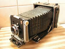 Vintage Linhof Technika Large Format Camera Original Case, Slides, Lens' Germany