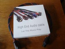 Hifi Netzkabel Audiocrast 1m