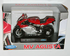 Welly - MV AGUSTA F4S - Motorbike Model Scale 1:18