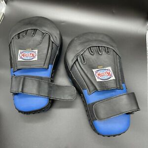 Sports Combat Boxing Kickboxing MMA Training Coaching Focus Punch Mitts
