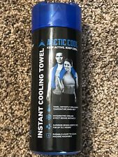 TOWEL TO BEAT THE HEAT.  BEST TOWEL FOR GYM.  ARTIC COOL: Instant Cooling Towel