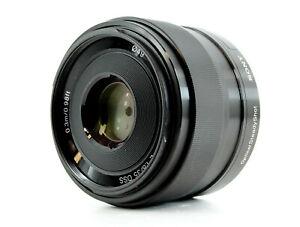 sony E 35mm F1.8 OSS E-mount Lens SEL35F18