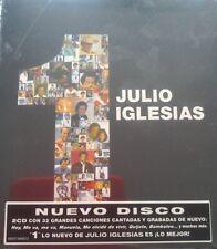 Julio Iglesias - 1 (2 CD) New