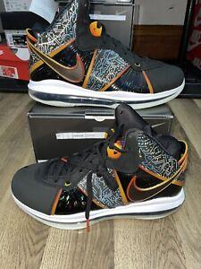 Nike Lebron 8 x Space Jam A New Legacy Size 10.5 Men's