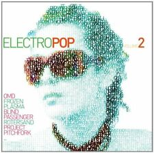 ELECTROPOP VOL.2 2CD 2011 Project Pitchfork VNV NATION Mesh COVENANT
