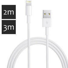2m Lightning Lade Kabel für iPhone 6S 6 Plus 5SE 5S 5C 5 iPad Mini 2 Meter Lang