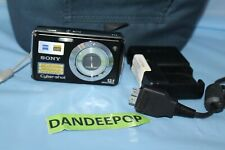 Sony Cyber-shot DSC-W230 12.1MP Digital Camera - Black