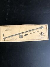 Vintage Lewis lead revolver cleaning kit 44