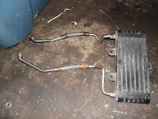1990 kawasaki zr550 zephyr oil cooler with lines