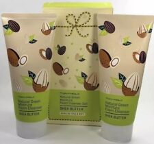 "TonyMoly Natural Green Moisture Foam Cleanser Duo ~ ""Both Sealed Without Box�"