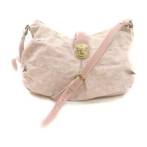Louis Vuitton LV Shoulder Bag M95833 Slightly Pinks Monogram Denim 1721316