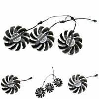 3Pcs 75mm Vga Gpu Cooler Fan For Gigabyte GTX 970 Windforce G1 Cards R9 280X GV