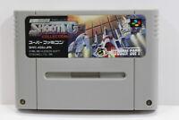 Caravan Shooting Collection SFC Nintendo Super Famicom SNES Japan Import I6598