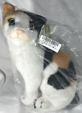 Really cute cat plush toy Short-Haired Japanese Bob Tail cat Real Cat series