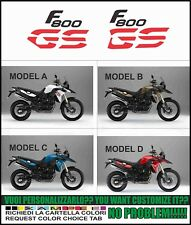 kit adesivi stickers compatibili f800 gs 2013 2015