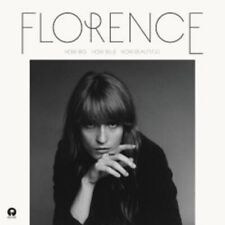 Florence and the Machine - How Big, How Blue, How Beautiful - New Vinyl 2LP