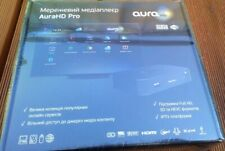 AURA HD Pro Wi-Fi 200PLUS TV über 434 S.кан. Ukr., Изр.,Грузии,Приб.,Rus. OVP A1
