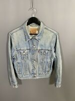 LEVI'S Denim Jacket - Size Small - Blue - Great Condition - Men's