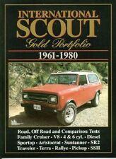 International Scout Travelall 880 Aristocrat Traveler Terra 800 4X4 4Wd Rallye