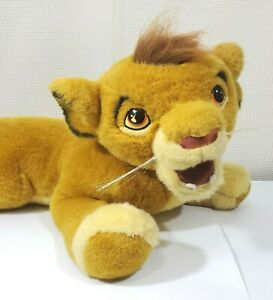 The Lion King Douglas Cuddle Toys Young Simba Plush Large Over 2 Foot