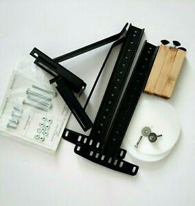 Select Comfort Sleep Number Headboard Brackets & Hardware for Adjustable Base