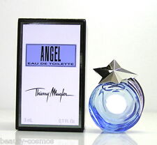 Thierry MUGLER ANGEL 3 ml Edt Miniature NUOVO OVP