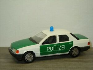 Ford Sierra Polizei - Schabak Germany 1:43 *52423