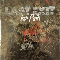 Last Exit Iron Path CD Venture 1988 (NOT LP) (10 TRACKS) Atlantic FAST USA SHIP