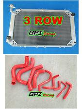 GPI radiator +hose FOR NISSAN Patrol Y60 GQ 2.8L RD28T Turbo Diesel 1994-1997