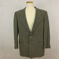 Giorgio Armani Le Collezioni Men's Sport Coat Jacket Blazer - 42S - Multicolor