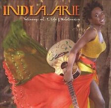 HTF India Aria Testimony: Vol. 1, Life & Relationship CD and DVD - 2006 RARE Set
