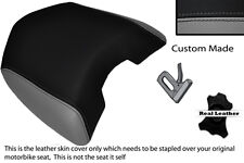 GREY & BLACK CUSTOM 04-09 FITS DUCATI MULTISTRADA DS 1000 1100 620 REAR COVER