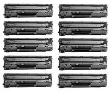 10PK New Toner Cart For HP 78A CE278A HP LaserJet Pro M1536dnf, P1566, P1606dn