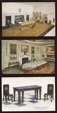 QUEEN'S DOLLS' HOUSE 9 PPCs Yuck #4505