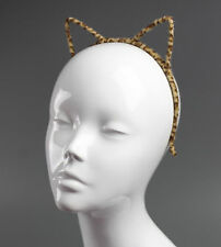 Alice Band Cat Ear Headband Fluffy Women Hair Design Accessories Party Felt Wire