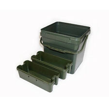 Ridge Monkey NEW Modular Carp Fishing Bait Bucket Standard or XL Ridgemonkey
