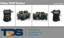Used Fluke 700p Series Absolute Pressure Modules Calibration Certificate