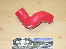 Kühlerschlauch oben *NEU* für OPEL Astra F GSI 16V C20XE Silikon ROT Schlauch